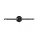 Ключ за свещи UNIOR 19/115мм, CS, хромиран - small, 102795
