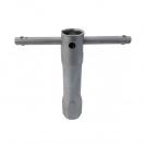 Ключ за свещи UNIOR 19/115мм, CS, хромиран - small, 102796