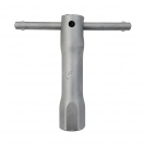Ключ за свещи UNIOR 19/115мм, CS, хромиран - small