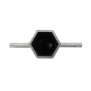 Ключ за свещи UNIOR 21/115мм, CS, хромиран - small, 102799