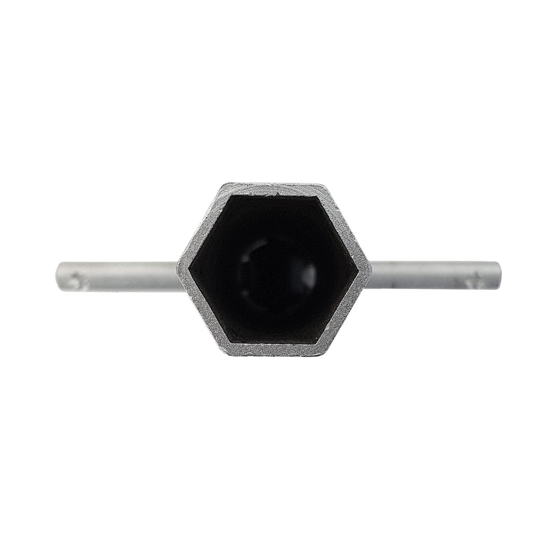 Ключ за свещи UNIOR 21/115мм, CS, хромиран - big, 102799