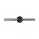 Ключ за свещи UNIOR 21/115мм, CS, хромиран - small, 102800