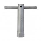 Ключ за свещи UNIOR 21/115мм, CS, хромиран - small