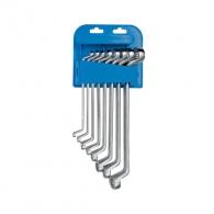 Ключове лули UNIOR 6-22мм 8части, CrV, полирани глави, закалени, хромирани