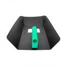 Маска заваръчна TRAFIMET Hoby, фибър, без стъкло 110х90мм - small, 43299