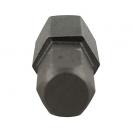 Накрайник шестограм за ударна отвертка UNIOR 10x30мм, C8, CS - small, 42283