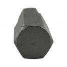 Накрайник шестограм за ударна отвертка UNIOR 10x30мм, C8, CS - small, 42284