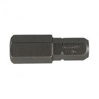 Накрайник шестограм за ударна отвертка UNIOR 10x30мм, C8, CS