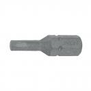 Накрайник шестограм за ударна отвертка UNIOR 4.0x30мм, C8, CS - small