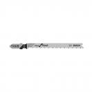 Нож за прободен трион BOSCH T101B 2.7х100/75мм, за дървесина, HCS, Т-захват - small