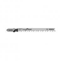 Нож за прободен трион BOSCH T101D 4.0-5.2х100/75мм, за дървесина, HCS, Т-захват