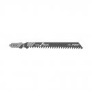 Нож за прободен трион BOSCH T111C 3.0х100/75мм, за дървесина, HCS, Т-захват, бързо рязане - small