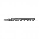 Нож за прободен трион BOSCH T144D 4.0-5.2х100/75мм, за дървесина, HCS, Т-захват - small