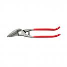 Ножица ръчна за ламарина UNIOR 280мм, 1.5мм, CS, дясна - small