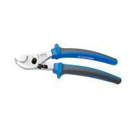 Ножица за кабели UNIOR 230мм, ф17мм, CS, закалени, хромирани, двукомпонентна дръжка