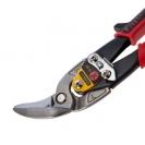 Ножица за ламарина STANLEY FatMax 250мм, 1.2мм, Cr-Mo, лява, усилена - small, 20298