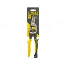 Ножица за ламарина STANLEY FatMax 275мм, 1.2мм, Cr-Mo, права - small, 37912