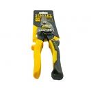Ножица за ламарина STANLEY FatMax 275мм, 1.2мм, Cr-Mo, права - small, 40147