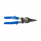 Ножица ръчна за ламарина UNIOR IDEAL 260мм, 1.0мм, въглеродна стомана, права - small, 105686