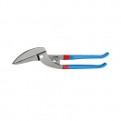 Ножица ръчна за ламарина UNIOR PELICAN PLUS 350мм, 1.5мм, CS, права - small