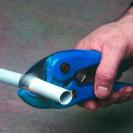 Ножица за PVC тръби UNIOR ф25мм, острие от молибденова легирана стомана, дръжки от алуминиева сплав - small, 15857