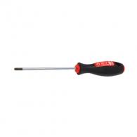 Отверткa торкс NAREX TWIN PLAST TX10 4.0х170/80мм, стомана, двукомпонентна дръжка