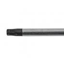 Отвертка торкс UNIOR TX40 7.0х240/130мм, закалена, CrV-Mo, еднокомпонентна дръжка - small, 42587
