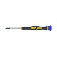 Отверткa кръстата NAREX TWIN PLAST LINE PROFI PZ2 6.0x200/100мм,, стомана, двукомпонентна дръжка
