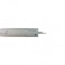 Шублер двустранен ЗИИУ Стандарт 0150 150мм, ± 0.05, с дълбокомер, стопорен винт, неръждаема стомана - small, 116403