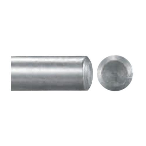 Свредло ABRABORO 2.4x57/30мм, за метал, DIN338, HSS-R, горещо валцовано, цилиндрична опашка