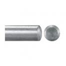 Свредло за метал ABRABORO 2.4x57/30мм, DIN338, HSS-R, горещо валцовано, цилиндрична опашка - small, 88027
