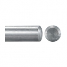 Свредло ABRABORO 2.6x57/30мм, за метал, DIN338, HSS-R, горещо валцовано, цилиндрична опашка - small, 89230