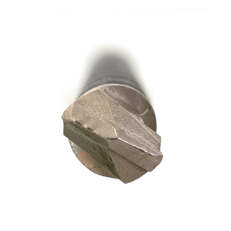 Свредло DREBO 4 PLUS 10x210/150мм, за бетон, HM, 2 режещи ръба, SDS-Plus - big, 114077