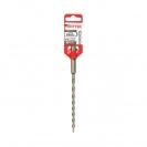 Свредло DREBO 4 PLUS 6x260/200мм, за бетон, HM, 2 режещи ръба, SDS-plus - small, 114103