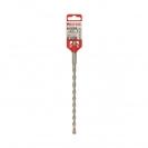Свредло RITTER 4 PLUS 8x160/100мм, за бетон, HM, 2 режещи ръба, SDS-plus - small, 114115