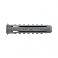 Дюбел универсален FISCHER SX 6x50мм, с периферия, 100бр. в кутия