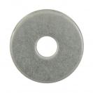 Шайба широка пер-я DIN9021 ф10х25х1мм, Zn, 1000бр. в кутия - small, 114615