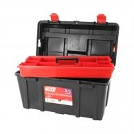 Куфар за инструменти TAYG 32, с една тава, полипропилен, черен