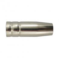Дюза газова за телоподаващо устройство BINZEL MB EVO PRO 15 12х53мм, помеднена отвътре