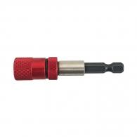 Удължител за накрайници с бързо освобождаване NAREX 70мм, 1/4'', E6.3, с магнит