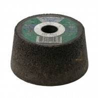 Камбанка SWATYCOMET C24 110х55х22.23мм, за мозайка, черен силициев карбид