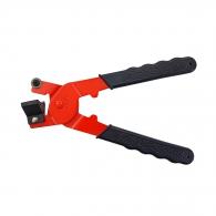 Клещи за фаянс RUBI TEN BRIC 200мм, 0-10мм, за рязане и отчупване, ергономични пластични дръжки