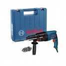 Перфоратор BOSCH GBH 2-26 DFR, 800W, 0-900об, 0-4000уд/мин, 2.7J, SDS-plus - small, 107017