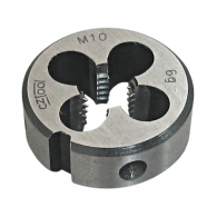 Плашка BUCOVICE TOOLS М10х1, MF-метрична ситна резба, CS, дясна