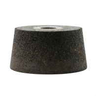 Камбанка SWATYCOMET C60 110х55х22.23мм, за мозайка, черен силициев карбид
