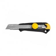 Макетен нож STANLEY Dynagrip 18x165мм, корпус от неръждаема стомана