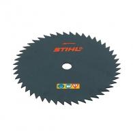 Диск циркулярен за рязане STIHL 200x25.4мм Z=80, на дървовидни храсти, тънки стебла и за изкореняване