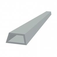 Профил за ъгъл колона REUSS-SEIFERT Trapezfix 30, 2.5м 30х20х15мм  в опаковка 120м