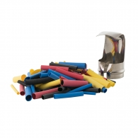 Дюза за топъл въздух и връзки STEINEL, 1.6-4.8/4.8-9.5, 3бр рефлекторна, за връзки кабели