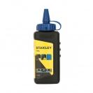 Боя постна STANLEY 115гр синя, за вътрешно и външно маркиране - small